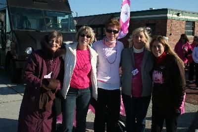 Strides Against Breast Cancer, 2010